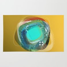 the abstract dream 1 Rug