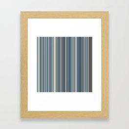 Scanline | Ocean 486 Framed Art Print