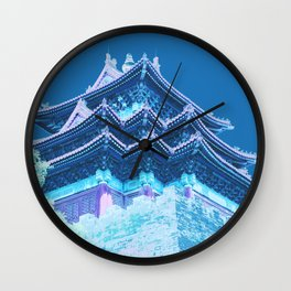 Peking_20170601_by_JAMColorsSpecial Wall Clock