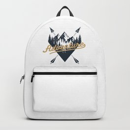 Adventure. Mountains Backpack