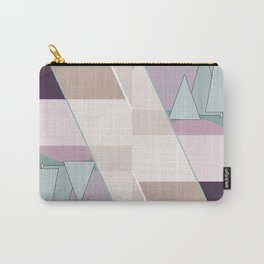 Pastel tone . Abstraction . Carry-All Pouch