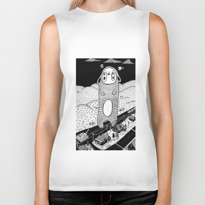 Revolt Biker Tank