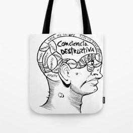 · Phrenology ·  Tote Bag