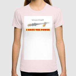 POWER SWORD T-shirt