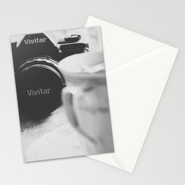 Vivitar and Tea Time Stationery Cards