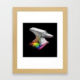 Comedic Depression Framed Art Print
