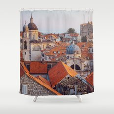 King's Landing. Shower Curtain