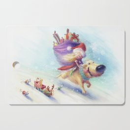 Christmas Companion Cutting Board