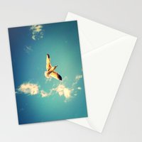 Soaring Stationery Cards