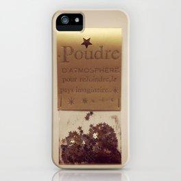 Collection de petits bonheurs iPhone Case