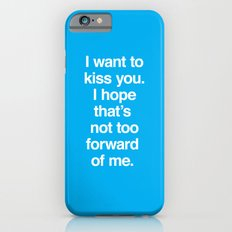 Kiss You iPhone 6s Slim Case