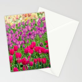 Fields of Color I, Woodburn Tulip Festival Stationery Cards