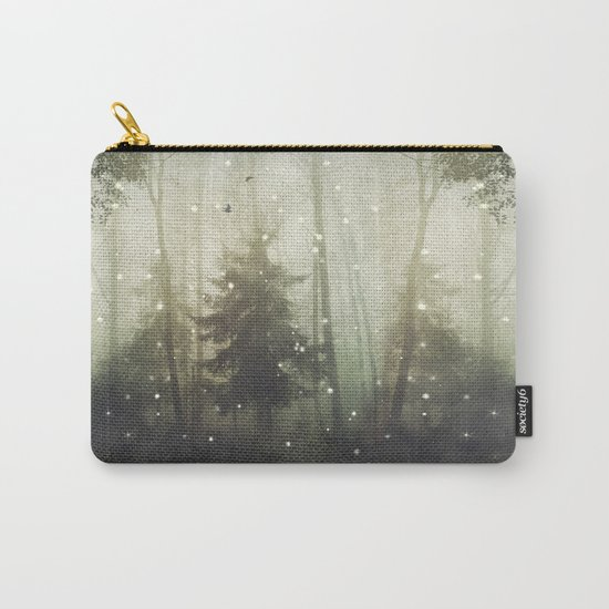wonders and mysteries Carry-All Pouch