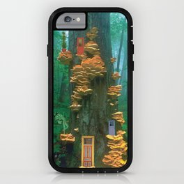 The Old Oak Apartments iPhone Case