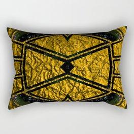 Geometric #715 Rectangular Pillow