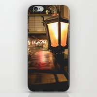 lantern iPhone & iPod Skins featuring Lantern  by Dillonmakar