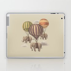 Flight of the Elephants  Laptop & iPad Skin