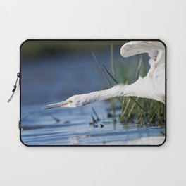 Bird attack Laptop Sleeve