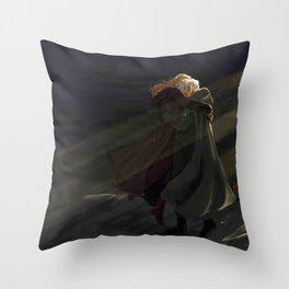 Rowaelin: Reunion Throw Pillow