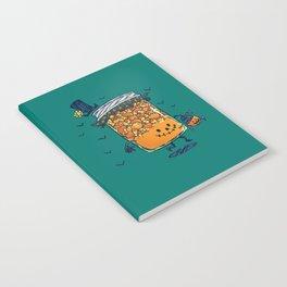 Halloween Jam Notebook
