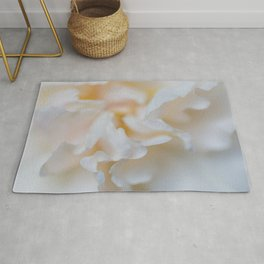 Rose - Flower Photography Rug