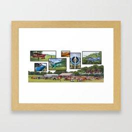 Wynkoop Mug #3 Framed Art Print