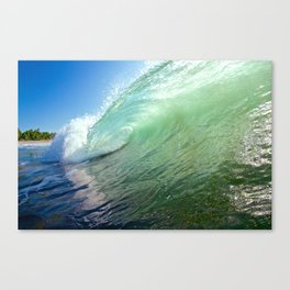 The Tube Collection p10 Canvas Print