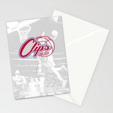 Clips Lob City Stationery Cards