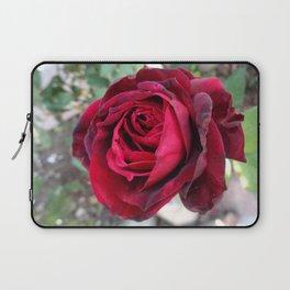 Portrait of a Rose Laptop Sleeve