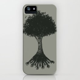 The Root iPhone Case