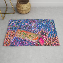 Map your dreams Rug