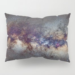 The Milky Way: from Scorpio and Antares to Perseus Pillow Sham