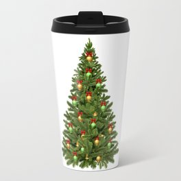 Christmas tree #society6 #decor #buyart Travel Mug