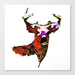 Dear. Deer.  Canvas Print