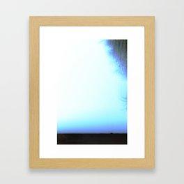Summer Haze III Framed Art Print