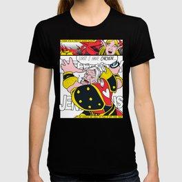 Leeeeee-ROY Lichtenstein!!! T-shirt
