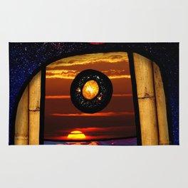 Redwood - Pop Art Surrealism Rug