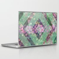 beth hoeckel Laptop & iPad Skins featuring BETH #2 by littlehomesteadco