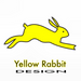 Yellow Rabbit Design by J. Diener