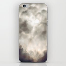 Every day is a new day iPhone Skin