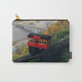 An Autumn Day on the Duquesne Incline in Pittsburgh, Pennsylvania Carry-All Pouch