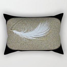 Sand Surfer Rectangular Pillow