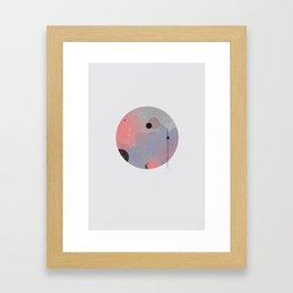 Enhanc-ing Framed Art Print