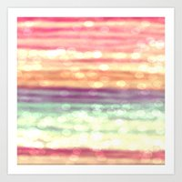 pastel Art Prints featuring Pastel  by Whimsy Romance & Fun