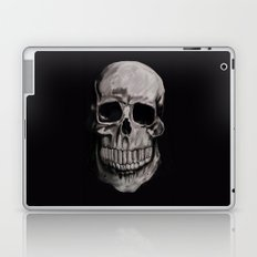 Keep smiling when your dead Laptop & iPad Skin