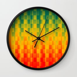 Reggae Vibes Wall Clock