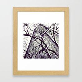 Tower Framed Art Print