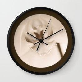 still and soft I Wall Clock