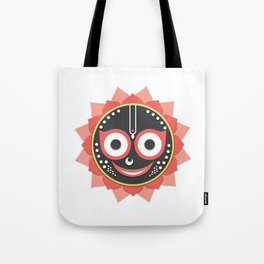 Jagannath Tote Bag