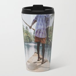Rivers of India Travel Mug